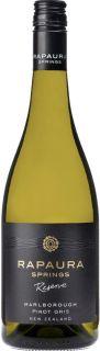 Rapaura Springs RESERVE Pinot Gris 2020