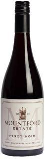 Mountford Estate Pinot Noir 2015