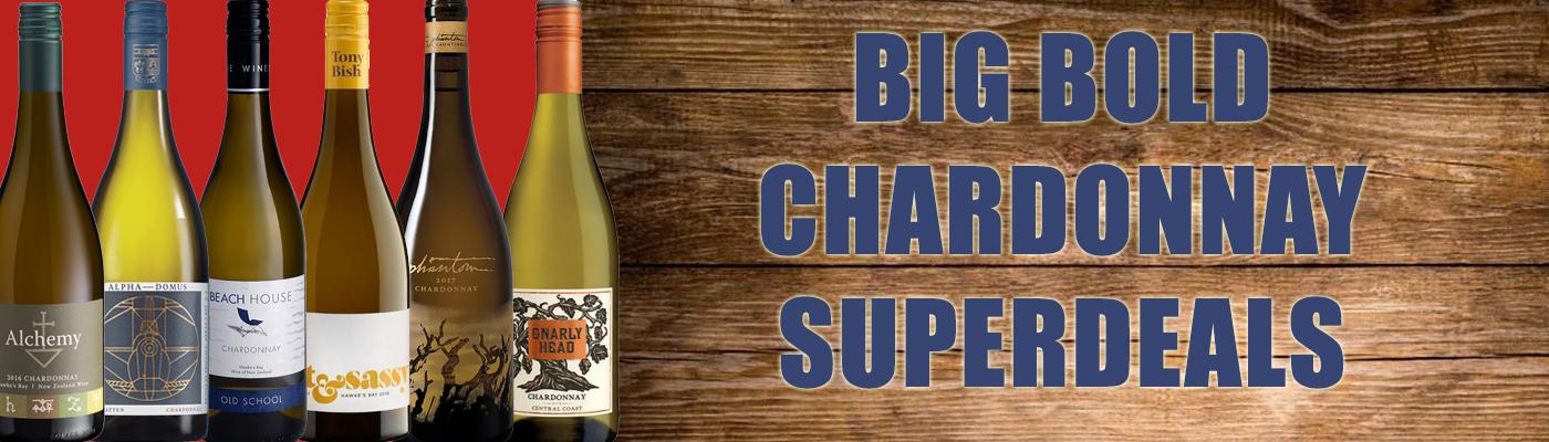 Big Bold Chardonnay Superdeals